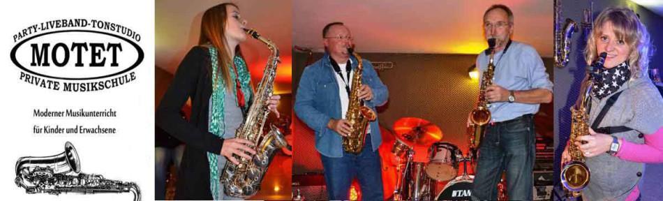 Saxophonunterricht Münster-Saxophon lernen-Saxophonschule