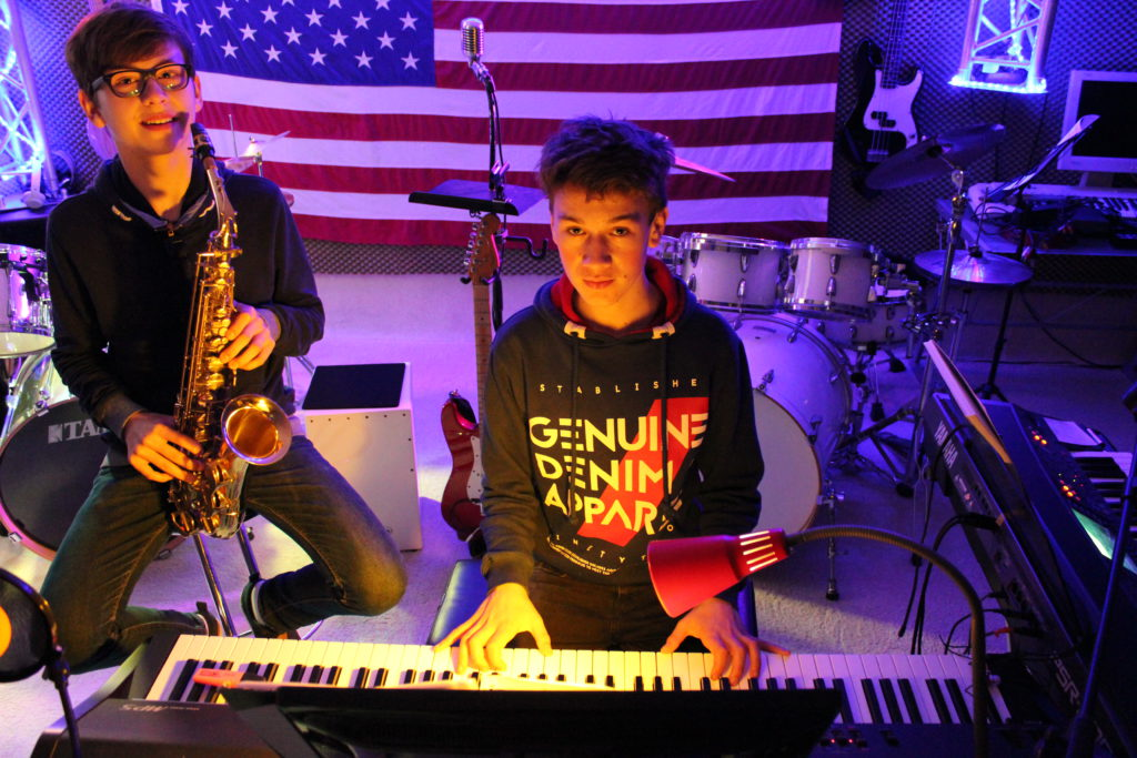 Saxophon lernen Münster